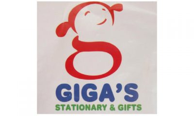 Giga's Stationary & Gifts – Beverly Hills